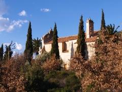 Chapelle de la Nativité, dite chapelle Notre-Dame de Lazio - Français:   Corbara - Chapelle Notre-Dame de Latio