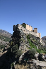 Citadelle - English: Citadel of Corte