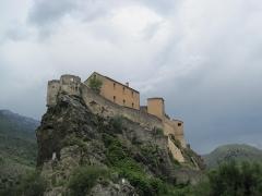 Citadelle - English: Citadelle de Corte, Corte, Corsica, France