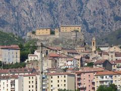Citadelle - English: Corte - the citadelle