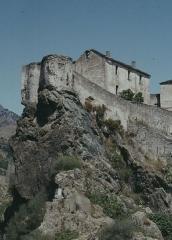 Citadelle - Deutsch: Festung von Corte/Korsika