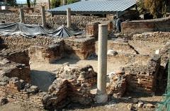 Cité antique de Mariana -  Баптистерий Марианы (V век).