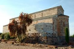 Cité antique de Mariana - Русский: Успенский собор Марианы (Корсика).