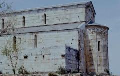 Cité antique de Mariana -  Haute-Corse La Canonica Cathédrale Sainte-Marie-De-L'Assomption De Lucciana 071989