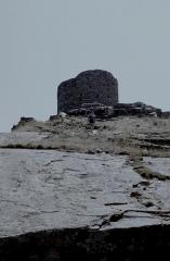 Tour de Sénèque, dite ancien donjon -  Haute-Corse Luri Tour De Seneque 071989
