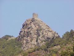 Tour de Sénèque, dite ancien donjon -