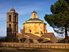 Eglise Saint-François-Xavier -  Monticello (Corsica) - Église Saint-François (MH)