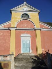 Eglise Sainte-Julie -  Cap Corse - Nonza - the church