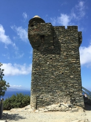 Tour de Nonza ou de Torra -  Tour Paoline à Nonza (Haute-Corse)