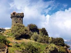 Tour de Nonza ou de Torra -  Nonza (Corsica) - Tour de Nonza ou Torra paolina