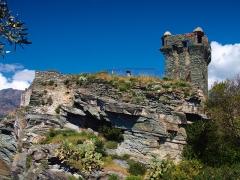 Tour de Nonza ou de Torra -  Nonza (Corsica) - Tour de Nonza