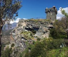 Tour de Nonza ou de Torra -  Nonza (Corsica) - Torra di Nonza