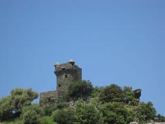 Tour de Nonza ou de Torra - English: Paolina Tower, Nonza, Corsica, France