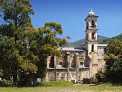 Ancien couvent Saint-Francois -  Oletta (Corse) - Ancien couvent Saint-François