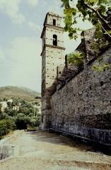 Eglise Saint-Martin -  Haute-Corse Patriminio Eglise San Martinu 071989
