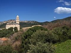 Eglise Saint-Martin -  Patrimonio (Corsica) - Église San Martinu restaurée fin 2009
