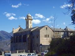 Eglise Saints-Pierre-et-Paul -  Piedicroce (Corsica) - Église Saint-Pierre et Saint-Paul
