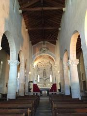 Eglise Sainte-Marie (ancienne cathédrale de Nebbio) -  Cathédrale de Nebbio à Saint-Florent (Haute-Corse)