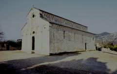 Eglise Sainte-Marie (ancienne cathédrale de Nebbio) -  Haute-Corse Saint-Florent Eglise Santa-Maria-Assunta 071989