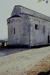 Eglise Sainte-Marie (ancienne cathédrale de Nebbio) -  Haute-Corse Saint-Florent Eglise Santa-Maria-Assunta Chevet 071989