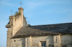 Eglise paroissiale San Nicolao -  Eglise Saint Nicolas