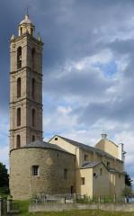 Eglise paroissiale San Nicolao - Deutsch:   Kirche San Nicolao, San Nicolao, Haute-Corse, Korsika, Frankreich