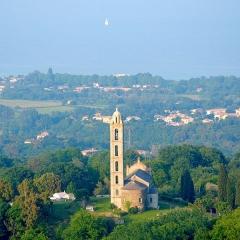 Eglise paroissiale San Nicolao -  San-Nicolao. Белеет парус одинокий
