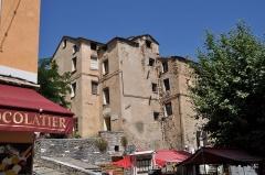 Maison Arrighi de Casanova -  Houses in Corte