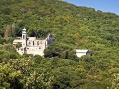 Eglise Saint-André de Granaggiolo et son clocher -  Ersa (Corsica) - Église Sant'Andrea ruinée à Granaggiolo