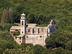 Eglise Saint-André de Granaggiolo et son clocher -  Ersa (Corsica) - Église St'Andrea à Granaggiolo