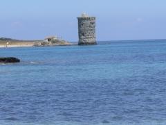Tour de Santa-Maria-della-Chiappella -  Cap Corse - Tour Santa Maria Ruines--& Rade de Santa Maria