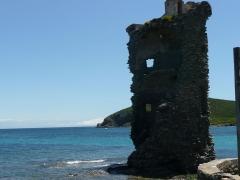 Tour de Santa-Maria-della-Chiappella -  Tower Genuese - Baie de Macinaggio -  Cap Corse