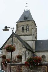 Eglise -  Église d'Alizay - Eure (France)