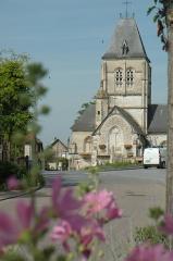 Eglise - Français:   Eglise d\'Alizay