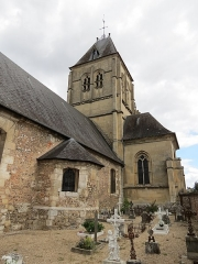 Eglise - Français:   Église Saint-Germain d\'Alizay.