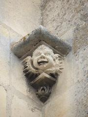 Eglise - Français:   Église Saint-Germain d\'Alizay, Alizay, département de l\'Eure, France.