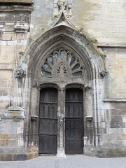 Eglise Sainte-Foy - Eglise Sainte-Foy de Conches-en-Ouche.
