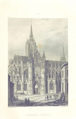 Cathédrale Notre-Dame -  Image taken from: Title: