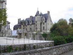 Evêché et ses dépendances - Français:   Tournée à Evreux - automne 2017.