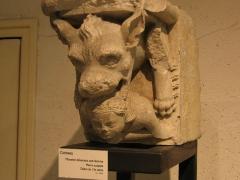 Evêché et ses dépendances -  Corbeau, musée d'Évreux (Eure)