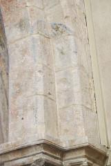 Eglise Saint-Aubin - Français:   Détail Fresque