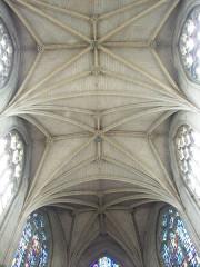 Eglise Notre-Dame-des-Arts - Français:   Les voûtes