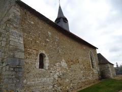 Eglise Saint-Christophe - Français:   Église Saint-Christophe - Reuilly - Eure (27)