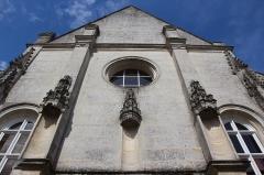 Ancienne église Saint-Laurent -  Église Saint-Laurent de Verneuil-sur-Avre  // Verneuil-sur-Avre - Eure - France