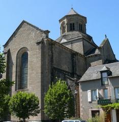 Ancienne abbaye Saint-Etienne - Abbaye d'Aubazine - Transept