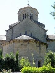 Ancienne abbaye Saint-Etienne - Abbaye d'Aubazine - Chevet