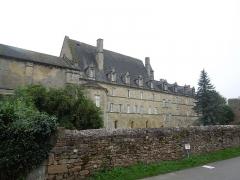 Ancienne abbaye Saint-Etienne - Deutsch: Kloster Aubazine, Wohntrakt (August 2014)
