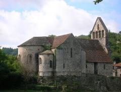 Eglise Notre-Dame ou des Pénitents -  Chapelle des Pénitents, Beaulieu-sur-Dordogne