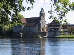 Eglise Notre-Dame ou des Pénitents - Deutsch: Beaulieu-sur-Dordogne, Büßerkapelle