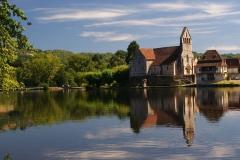 Eglise Notre-Dame ou des Pénitents - English: The Penitents' Chapel in Beaulieu-sur-Dordogne